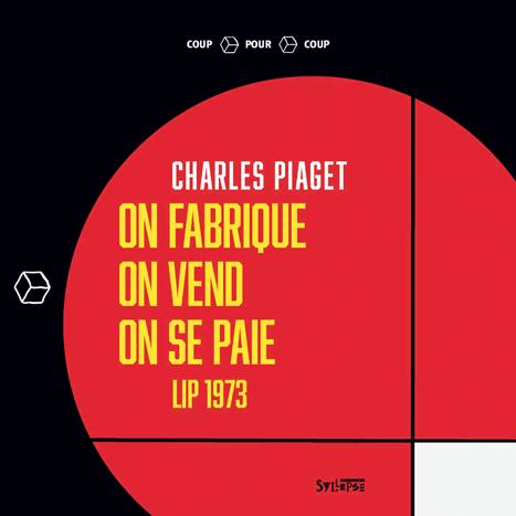 Couveture de la brochure de Charles Piaget