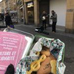 """Une affiche """"culture et solidarité"""" à Neuchâtel"""