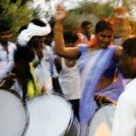 Une danse lors du festival Koovagam