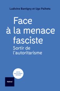 Couverture du livre Face a la menace fasciste