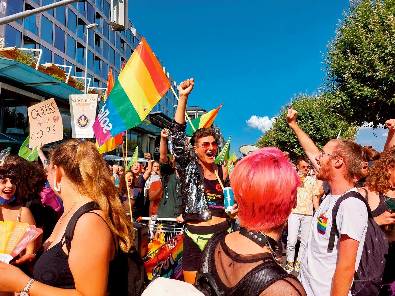 Pride Genève 2021
